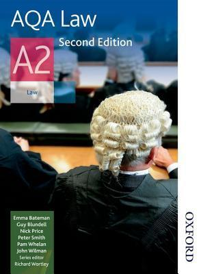 Aqa Law A2 Second Edition Guy Blundell