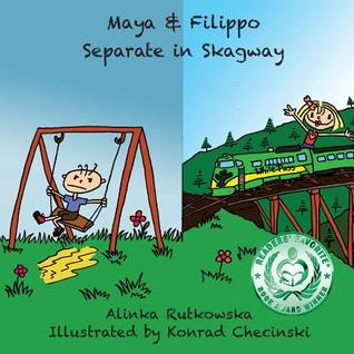 Maya & Filippo Separate in Skagway  by  Alinka Rutkowska