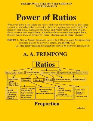 Power of Ratios  by  A.A. Frempong