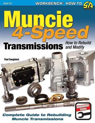 Muncie 4-Speed Transmissions: How to Rebuild & Modify  by  Paul Cangialosi