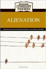 Alienation  by  Harold Bloom