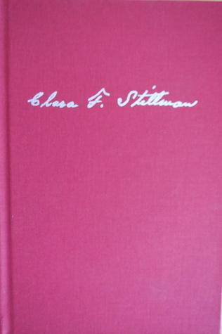 The Art of Clara Francis Stillman Clara Francis Stillman