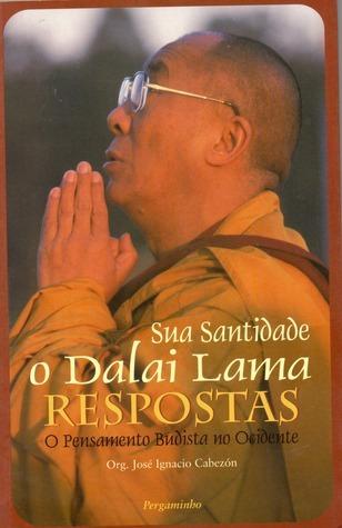 Respostas: O Pensamento Budista no Ocidente  by  Dalai Lama XIV