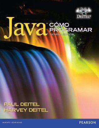 Cómo Programar en Java Paul J. Deitel