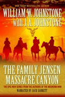 Family Jensen: Massacre Canyon (The Family Jensen, #5) William W. Johnstone