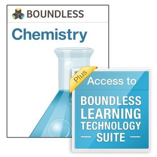 Chemistry with Access to Boundless Learning Technology Suite  by  Boundless