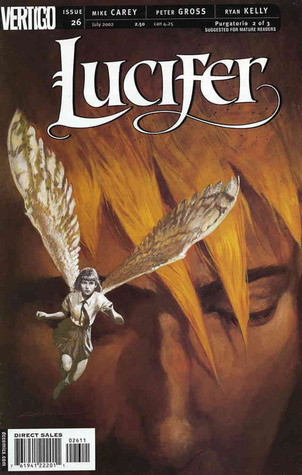 Lucifer #26  by  Mike Carey