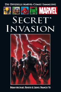 Secret Invasion (Die offizielle Marvel-Comic-Sammlung, #45)  by  Brian Michael Bendis