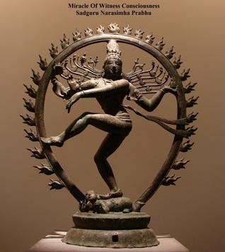 Miracle Of Witness Consciousness  by  Narasimha Prabhu