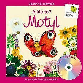 A kto to motyl?  by  Joanna Liszewska