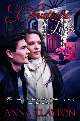 Christmas Love  by  Anna Clayton