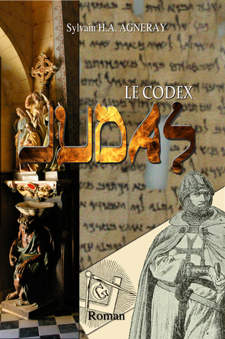 Le Codex Judas  by  Sylvain Agneray