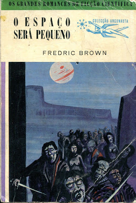 O Espaço Será Pequeno  by  Fredric Brown