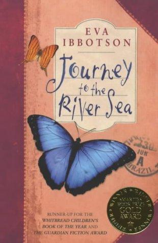 Journey To The River Sea Eva Ibbotson