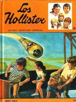Los Hollister en una aventura espacial  by  Jerry  West