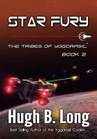 Star Fury  by  Hugh B. Long
