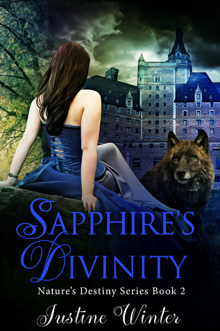 Sapphires Divinity  by  Justine Winter