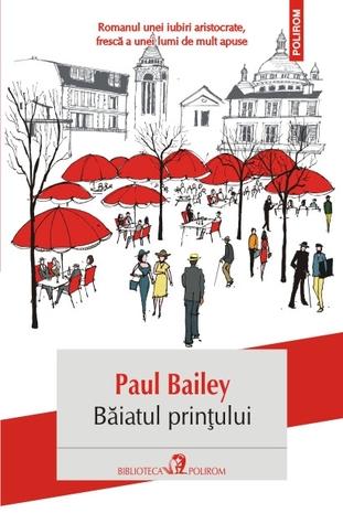 Băiatul prințului Paul Bailey
