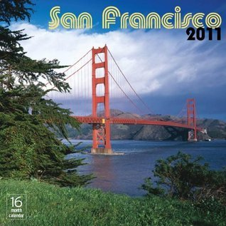 2011 San Francisco Calendar Moseley Road Publishing