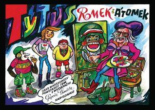Tytus, Romek i ATomek jako warszawscy Powstańcy 1944, z wyobraźni Papcia Chmiela narysowani  by  Henryk Jerzy Chmielewski