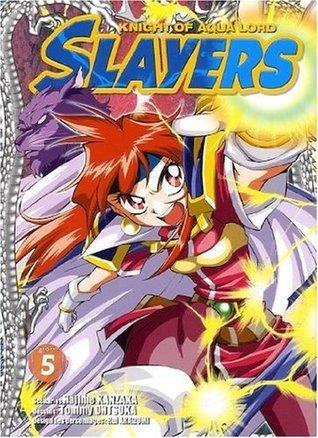 Slayers: Knight of Aqua Lord, Volume 5  by  Hajime Kanzaka