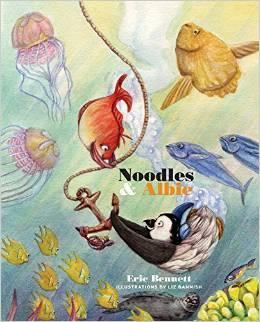 Noodles & Albie Eric Bennett