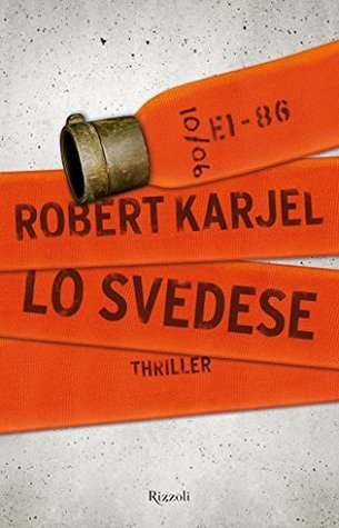 Lo svedese  by  Robert Karjel