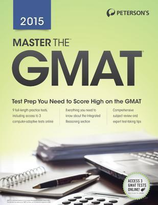 Master the GMAT: Practice Test 2: Prac Tes 2 of 6  by  Petersons
