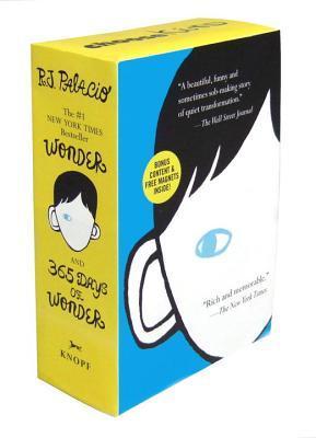 Wonder / 365 Days of Wonder Boxed Set  by  R.J. Palacio