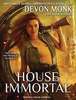 House Immortal (House Immortal, #1)  by  Devon Monk