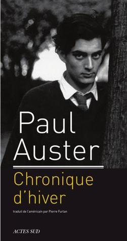 Chronique dhiver  by  Paul Auster