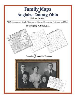 Family Maps of Auglaize County, Ohio Gregory A.  Boyd