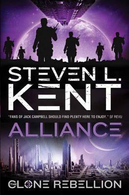 The Clone Rebellion - The Clone Alliance (Book 3)  by  Steven L. Kent