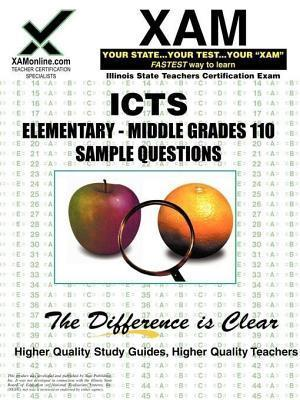 ICTS Elementary-Middle Grades 110 Sample Questions  by  Sharon Wynne