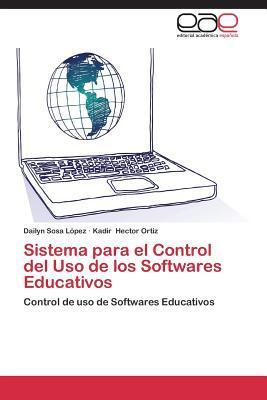 Sistema para el control del uso de los softwares educativos  by  Dailyn Sosa López
