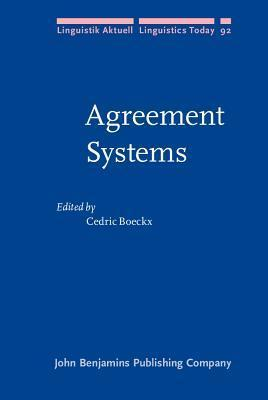 Agreement Systems  by  Cedric Boeckx