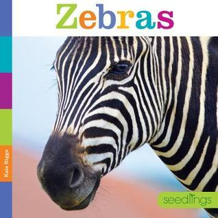 Zebras  by  Kate Riggs