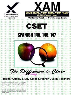 CSET Spanish 145, 146, 147  by  Sharon Wynne