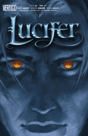 Lucifer #52  by  Mike Carey