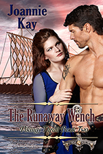 The Runaway Wench (Vikings Thrall, #2)  by  Joannie Kay