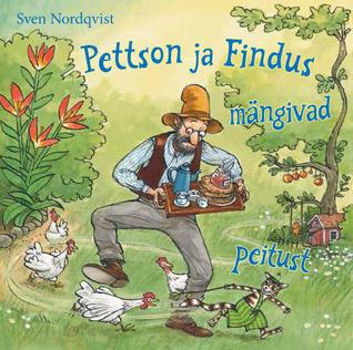 Pettson ja Findus mängivad peitust  by  Sven Nordqvist