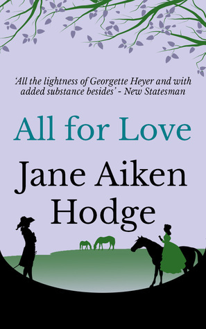 All for Love Jane Aiken Hodge