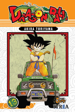 Dragon Ball #13: El contraataque de Son Goku?! (DragonBall, #13)  by  Akira Toriyama