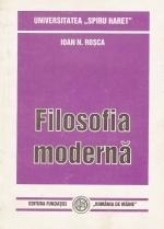 Filosofia modernă  by  Ioan N. Roşca