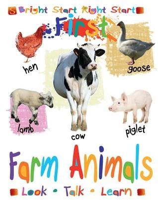 First Farm Animals Rob Walker