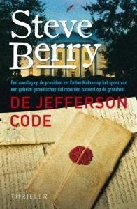 De Jefferson Code (Cotton Malone, #7) Steve Berry