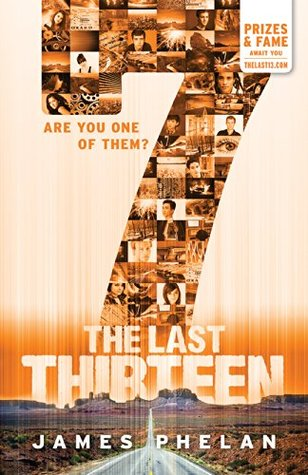 The Last Thirteen #7: 7  by  James Phelan