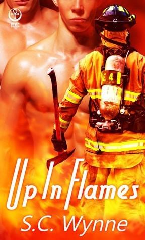 Up In Flames  by  S.C. Wynne