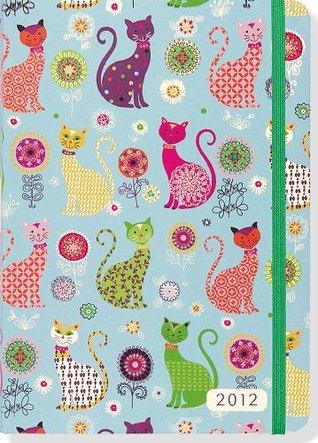 2012 Meow Compact Engagement Calendar Inc. Peter Pauper Press