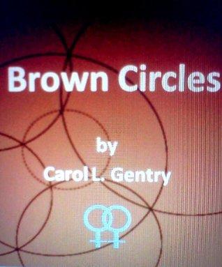 Brown Circles Carol Gentry